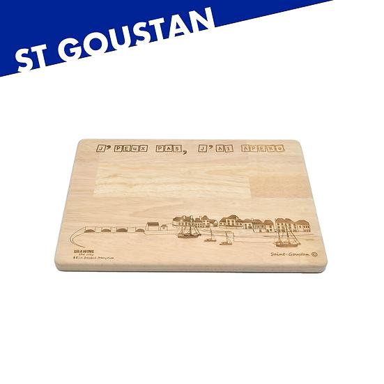 Saint Goustan - grande planche apéro