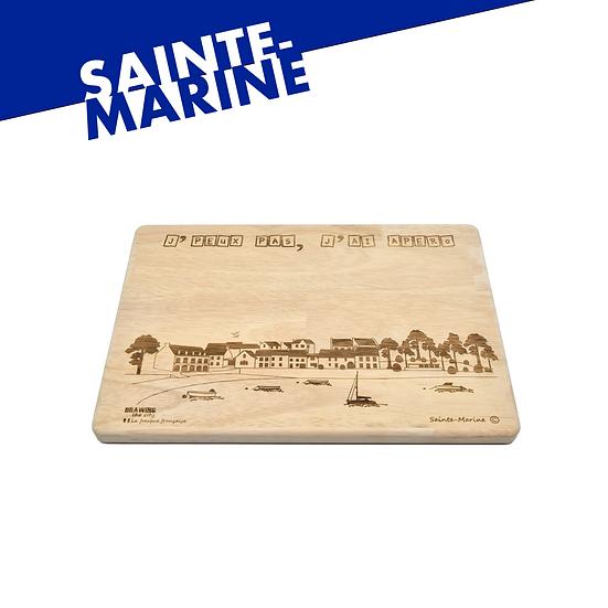 Sainte-Marine - grande planche apéro