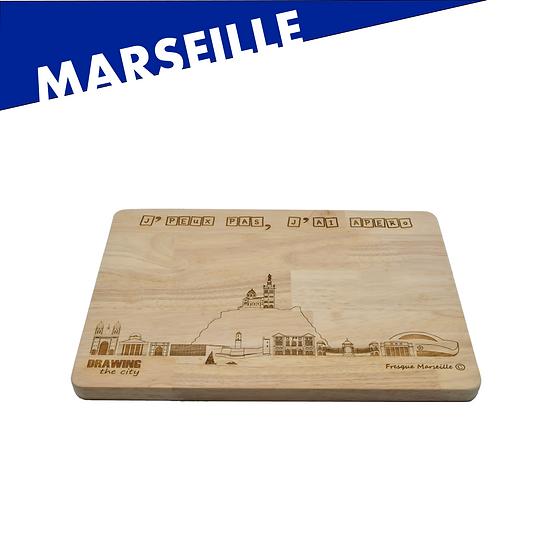 Marseille - grande planche apéro