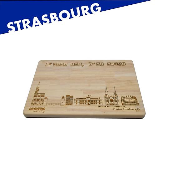 Strasbourg - grande planche apéro