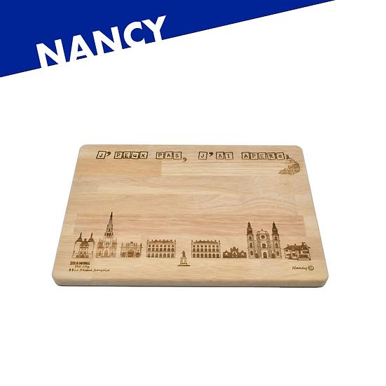 Nancy - grande planche apéro