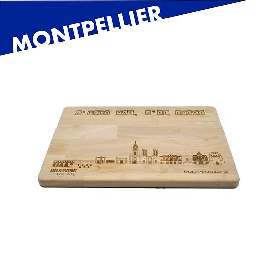 Montpellier - grande planche apéro