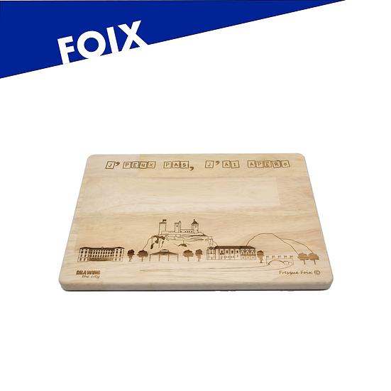 Foix - Grande planche apéro