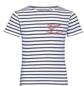 T-shirt Marinière kids Balade Tourangelle