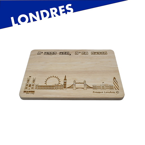 Londres - grande planche apéro