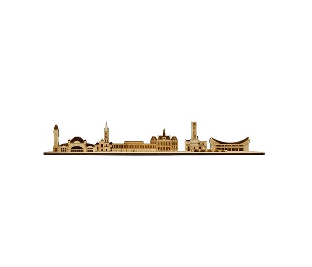 Limoges - Skyline 3D