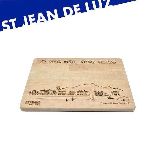 St Jean de Luz - Grande planche apéro