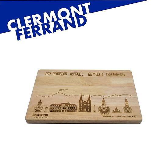 Clermont-Ferrand - grande planche apéro