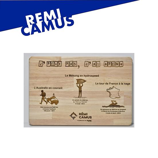 Planche bois - REMI CAMUS