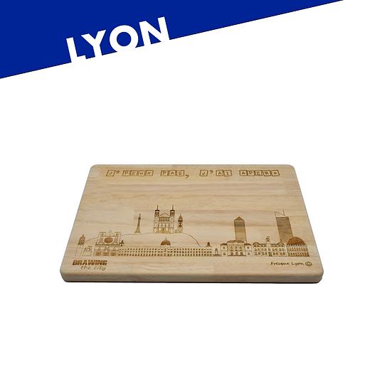 Lyon - grande planche apéro