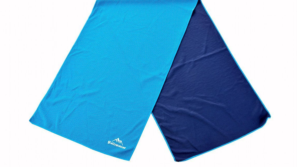 Cooling Towel (Blue)