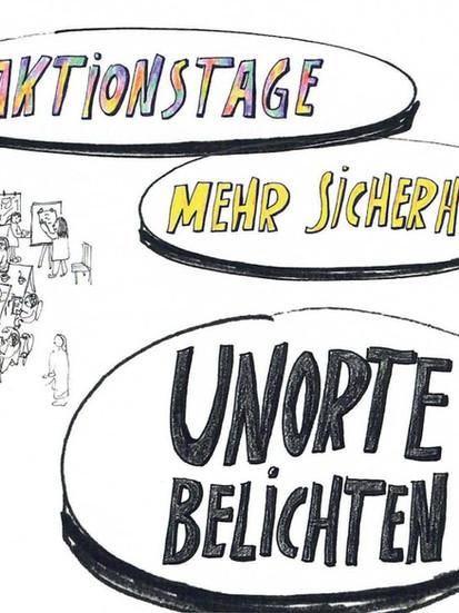 """Aktionstage """"Mehr Sicherheit"""" – 29.-30.05.2021"""