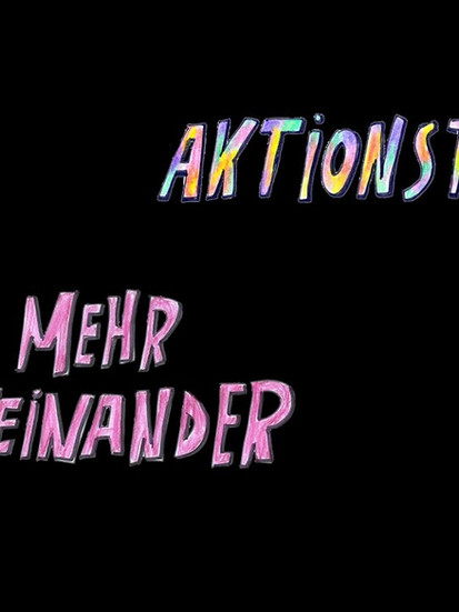 """Aktionstage """"Mehr Miteinander"""" - 28. - 29.08.2021 - Geschichtenwerkstatt"""