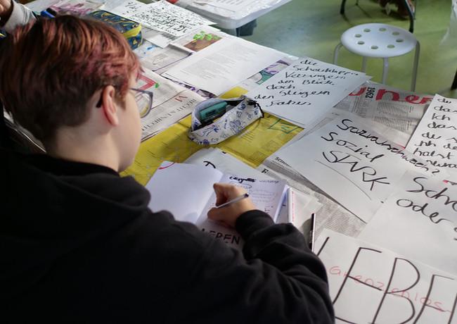 Calligraffiti Workshop