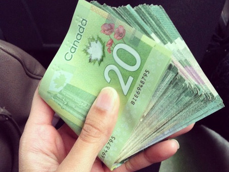 More than half of all sales in Canada still done in Cash, Bank of Canada survey finds