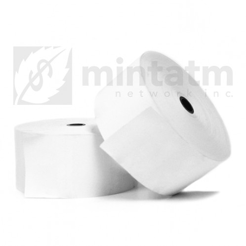 Mint Branded Hyosung Receipt Paper - 2 Roll Pack