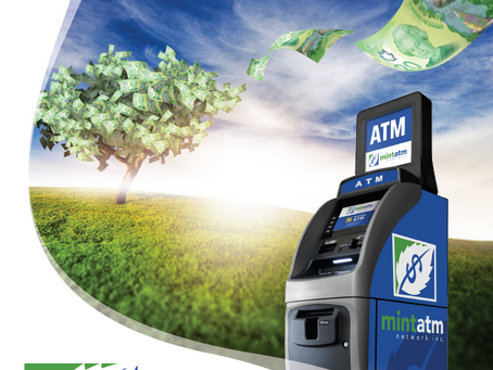 Get into the ATM Business with Mint ATM