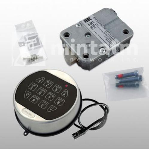 LG Lock Basic PLUS Keypad Kit, Satin Chrome