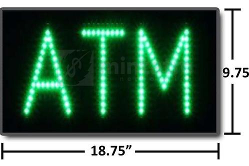 Super Bright ATM LED Sign
