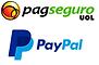 Plataformas de pagamento | Metal Cruzado