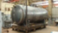 Projeto Tanque NBR 15461 | Metal Cruzado
