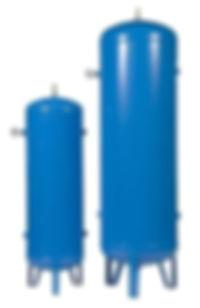Vasos de Ar comprimido realizado pela empresa Metal Cruzado