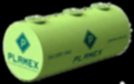 Tanque subterrâneo jaquetado da empresa PLAMEX | Metal Cruzado