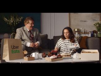 "Uber Eats | Filme 20"" José Severino"