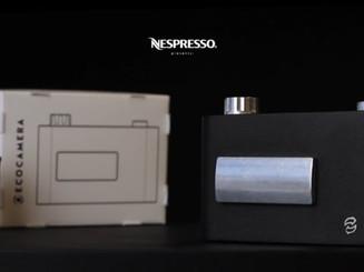 Ecocamera Nespresso