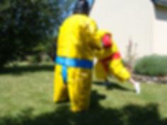 Costumes de sumos