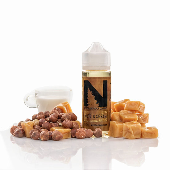 Northland 'Nuts & Cream' 120ml