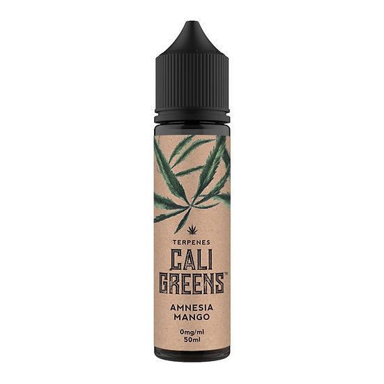 Cali Greens 'Amnesia Mango' (50ml - 0mg)