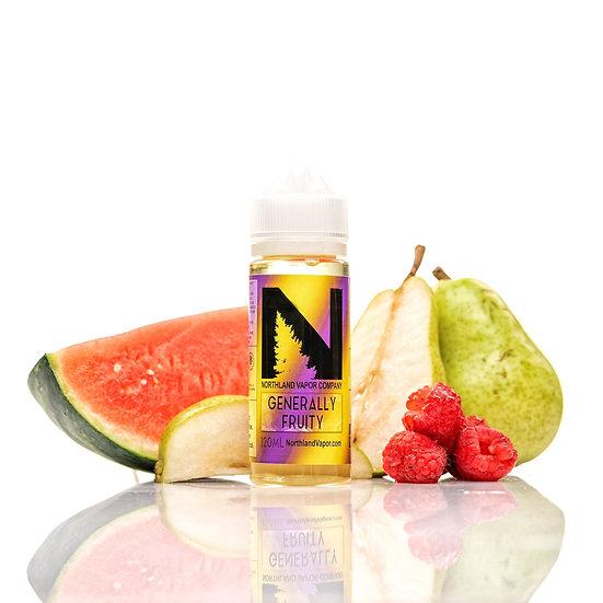 Northland 'Generally Fruity' 120ml