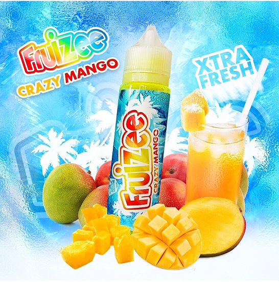 Eliquid France 'Crazy Mango' 60ml