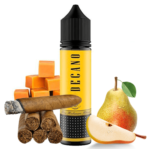 Eliquid France 'Decano' (120ml)