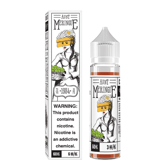 Charlies 'Aunt Meringue' 60ml