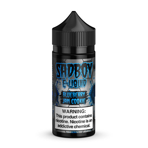 Sadboy 'Blueberry Jam Cookie' 100ml