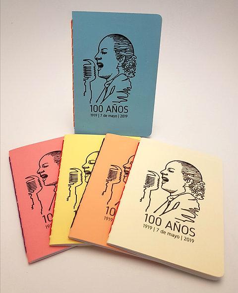 Libreta 100 años