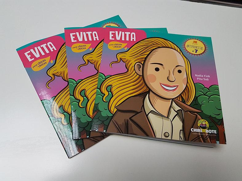 Evita Anti-princesas