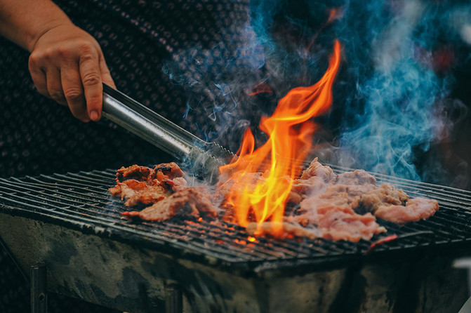 Safety Tips When Grilling