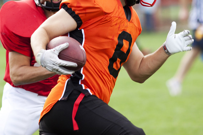 Common Football Hand Injuries