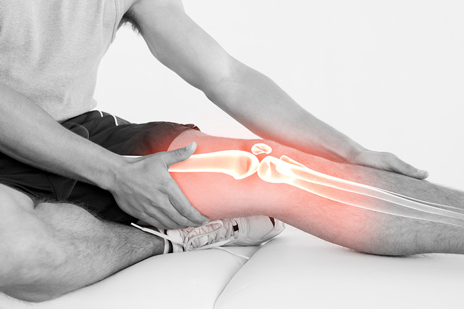 What does joint stiffness mean?
