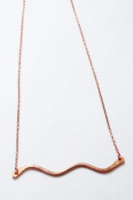 Jolene Bar Necklace