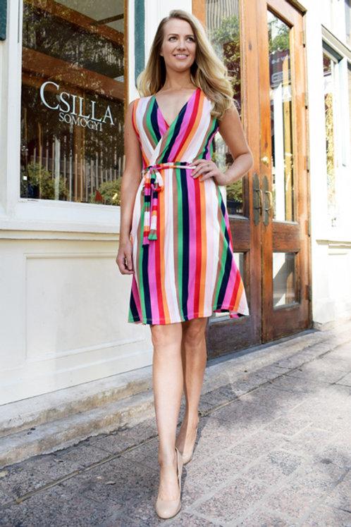 Macy Rainbow Stripes