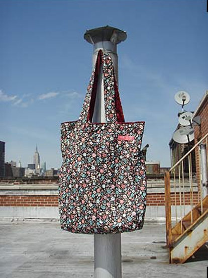 Ditsy Reversible Tote