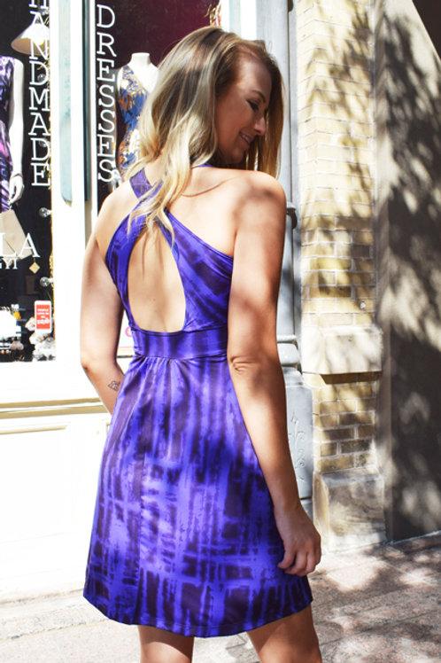 Havana Purple Tie Dye