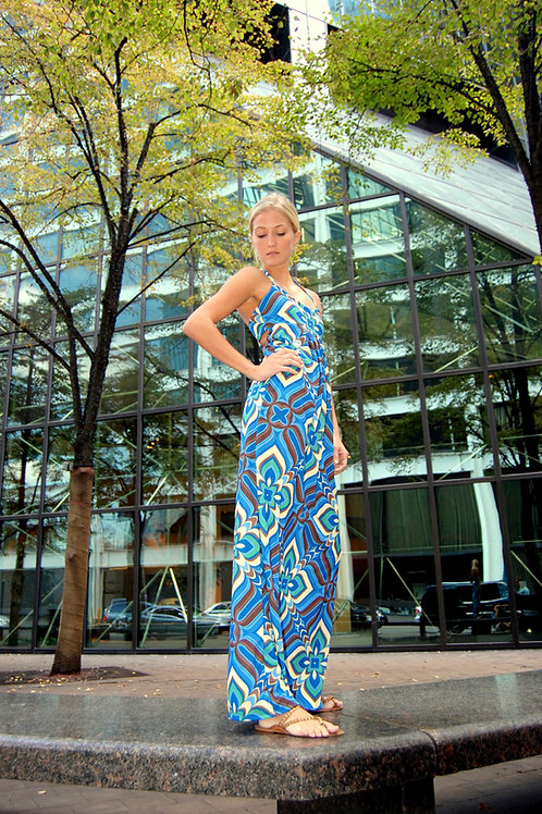 Diamond Long Dress