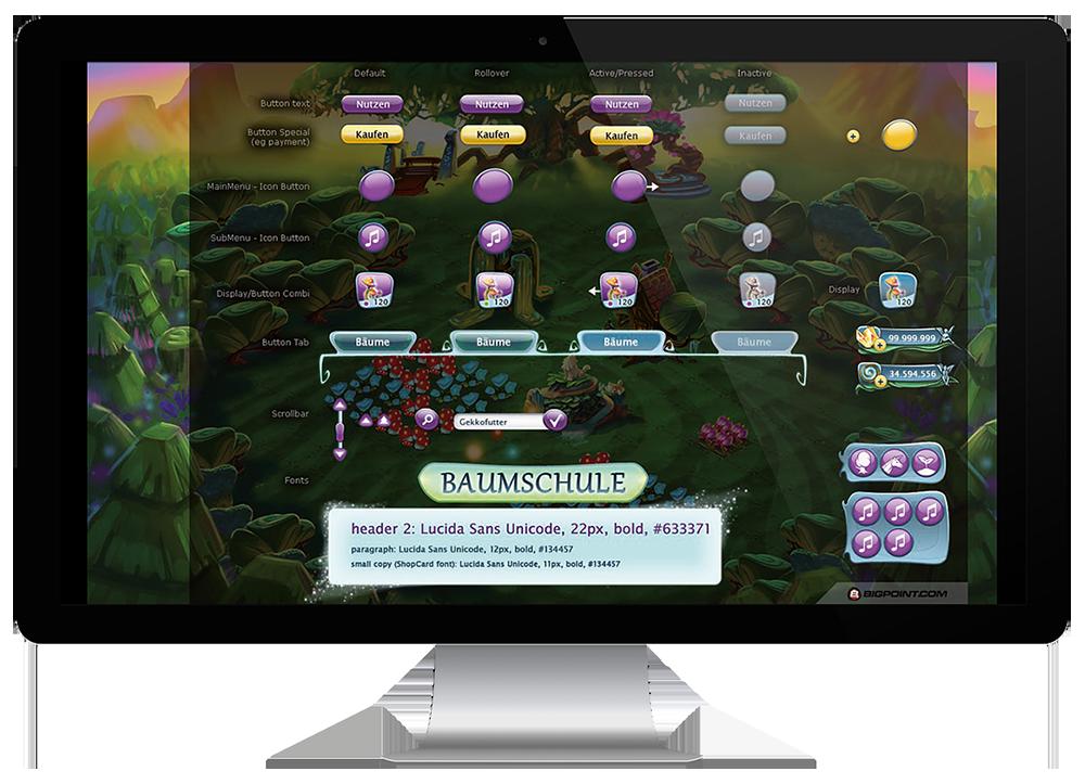 Fantasyrama   Bigpoint   Buttonlogic