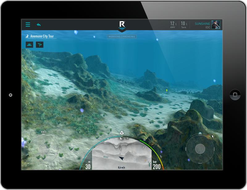 Reef Interactive   Interactive 3D