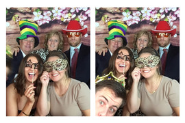 Mr & Mrs Taylor's Photobooth @spinitlive